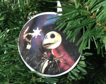 Nightmare Before Christmas Jack Skellington Ornament