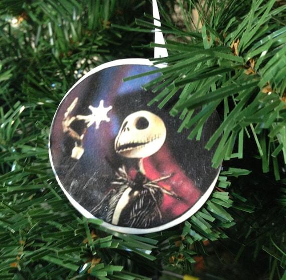 Jack Skellington Christmas Ornament: Nightmare Before Christmas Jack Skellington Ornament