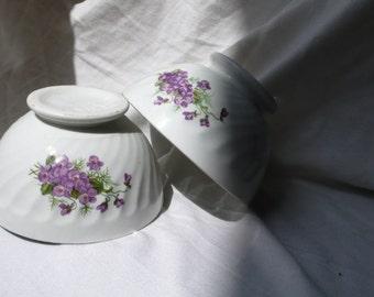items similar to antique french cafe au lait bowls set of