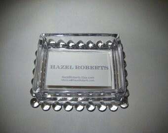 Candlewick Glass Box