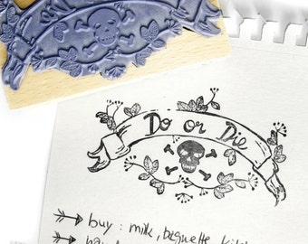 do or die stamp