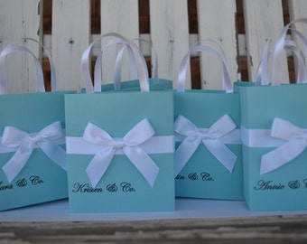 party favor bags for your wedding event