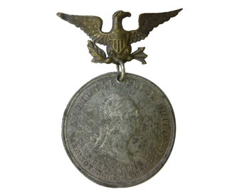 1887 National Prize Drill Medal