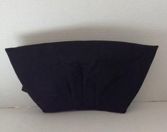 Original Bags by Josef crepe Evening Bag Black