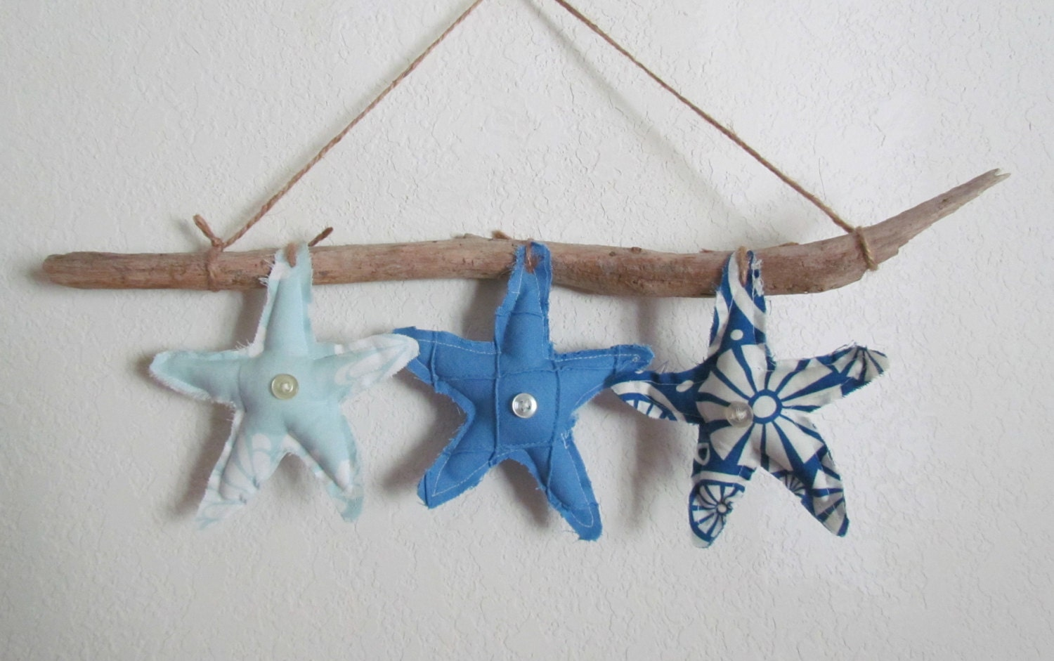 Starfish Wall Hanging By Homesweetcoast On Etsy