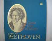 Beethoven And His Music Vinyl Record Set Great Men Of Music Time Life