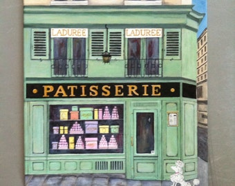 French Pastry Shop
