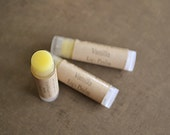 Vanilla Lip Balm with Shea Butter & Vitamin E