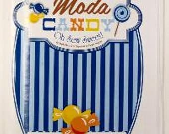 Moda Candy Booklet 2, Pattern Books