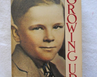 Depression Era Biography - Vintage Autobiography - Growing Up - Russell Baker - 1930s American History