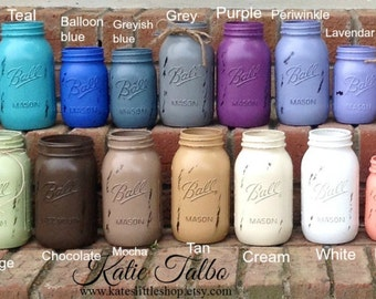 ADD ON Any Color Mason Jar To Your Order.