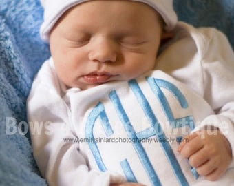 Boys Newborn Going Home Outfit