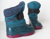 Vintage Size 4 Child's LL Bean Boots