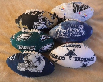 Baby's first football. Choose your favorite team.