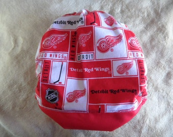 Choose your custom NHL team SassyCloth one size pocket diaper with NHL cotton print. Made to order.
