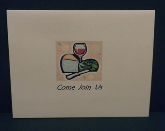 A Get Together Party Invitation