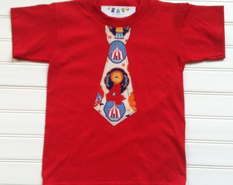 Boys Circus Shirt Boys Circus T-Shirt Boys Tops Boys Clothing Birthday Outfit Circus T-shirt Baby Toddlers 6 12 18 24 mo Boys 2 3 4 5 6 8 10