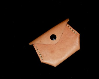 Handcrafted Leather Coin Purse