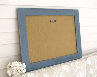 modern magnetic burlap bulletin board 20 5 x 26 5 inches with. Black Bedroom Furniture Sets. Home Design Ideas