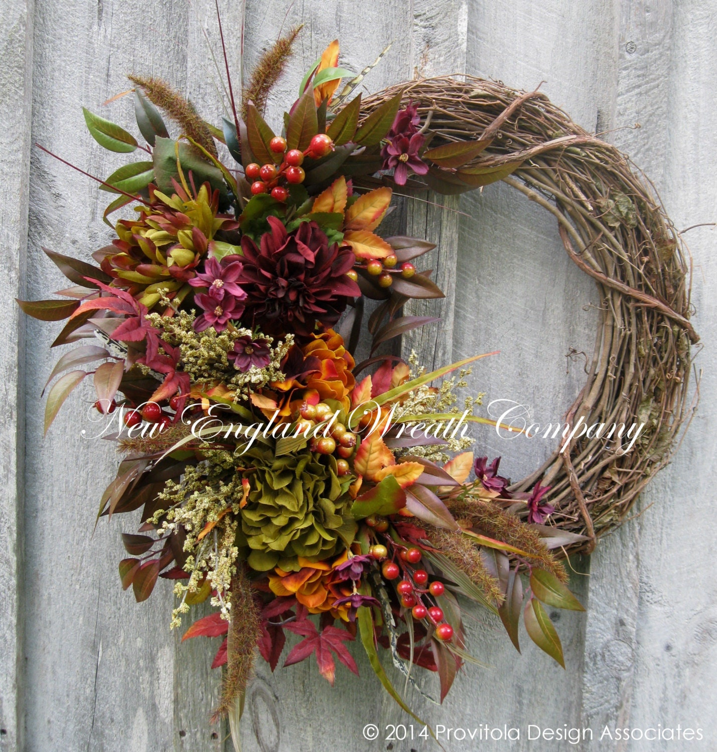 Fall wreath autumn wreaths thanksgiving harvest designer Fall autumn door wreaths