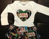 Star Wars Onesie Dress
