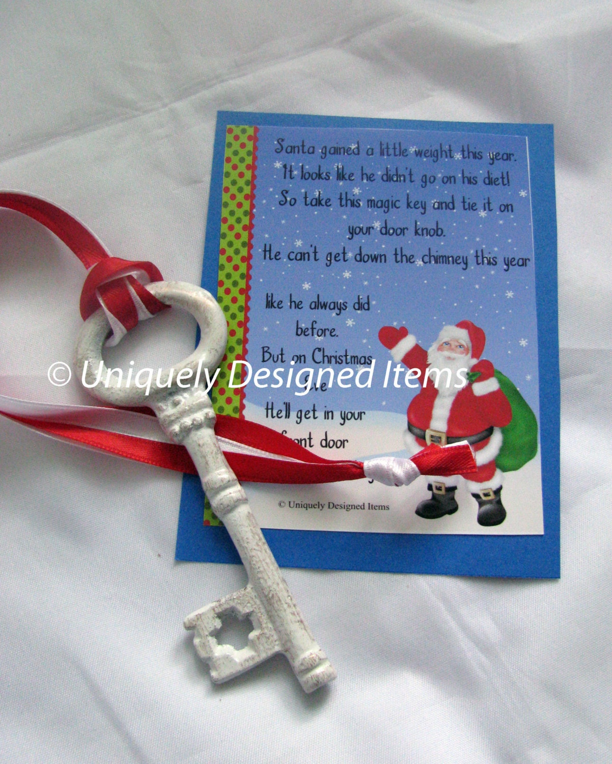 magical santa packages santa key magic santa key by uniquelydesigneditem 15711 | il fullxfull.643782915 sl64