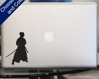 Shogun-Samurai Decal - for Laptop, Car