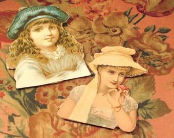 Antique Victorian Scraps