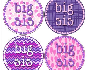 Big Sis Stickers, Big Brother Stickers, Baby Month to Month Stickers, Milestone Stickers, Big Bro Stickers, Monthly Age Stickers (199)