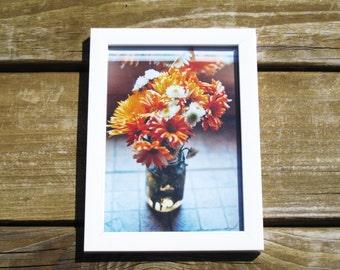 In Blossom -- Framed 5x7 Print