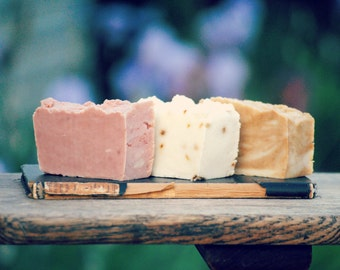 Last Minute Gift, Christmas Gift, Soap Subscription, Gifts for Mom, Gifts for Dad, Gift Idea, Gift for Girlfriend, Homemade Soap