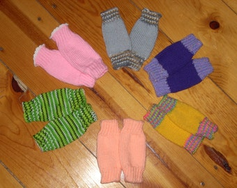Infant Leg Warmers - 3-6 Mos.