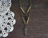Hieroglyph Necklace