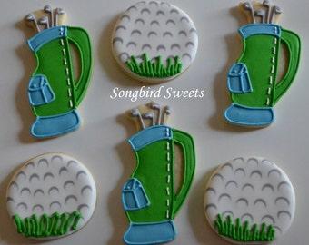 Golf Cookies (1 dozen)