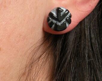 Marvel Shield Earrings