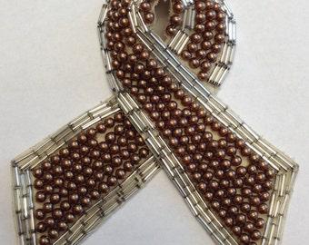Vintage Ribbon Applique E163