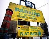 Detroit Photography - Tiger Stadium Parking - Color - Detroit Tigers - Fine Art Print - 8x10