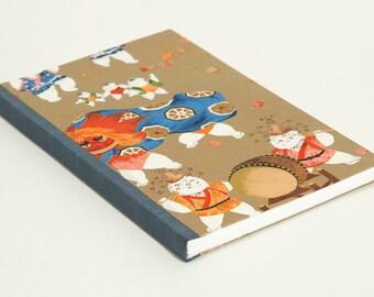 Handmade Minimal Journal - Drumbeat