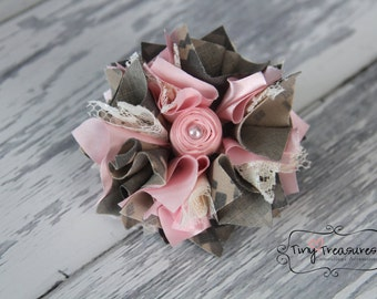 US Army - Sweet Blossom Hair Clip - Discounted Item