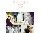 Photography Wordpress Theme tweaked