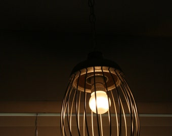 Whisk pendant light
