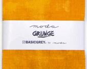 Moda - Grunge Charm Pack by Basicgrey