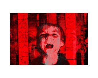 Anger/Wrath - 7 deadly sins