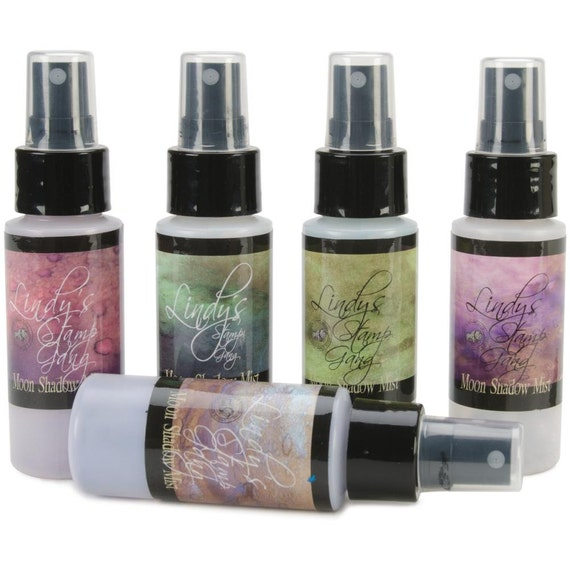 Lindy's Stamp Gang - Moonshadow Mist - French Heritage