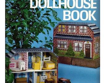 Dollhouse Book - Plastic Canvas Pattern Book 3008 / S-8 American School of Needlework