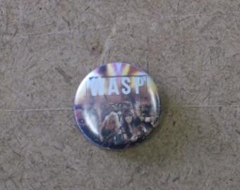 Vintage 1985 WASP Rock N Roll Pin