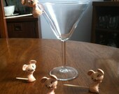 Holt Howard Merry Cocktail Mice