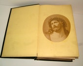 1864 Victorian King James Holy Bible Small Pica 8 VO Vintage Bible Vintage Oxford University Press Antique Bible Vintage Prayer