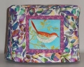 Toaster Cover - 2 Slice - Spring Bird