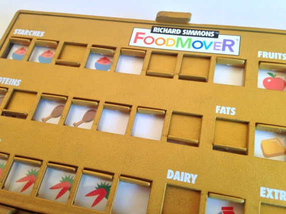 Richard Simmons Food Mover Diet